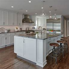 traditional white kitchen remodel six walls