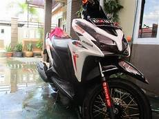 Vario 125 Modif Ringan by Honda Vario 125 Modif Simple Ringan