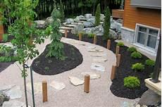 amenagement de jardin avec des pierres amenagement jardin