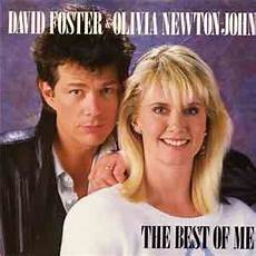 david foster newton the best of me mp3