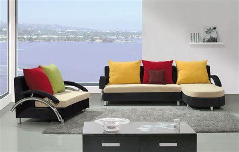 Cuscini Divano Moderni : Divano Salotto Mega Sofa Tessuto Poltrona Sofa Americano