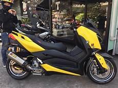 Customer S Motorcycle Jomyut S Yamaha X Max 300 Custom