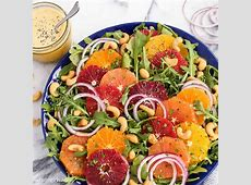 orange and arugula salad_image