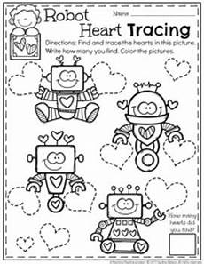 free s day worksheets for kindergarten 20457 preschool worksheets february by planning playtime tpt