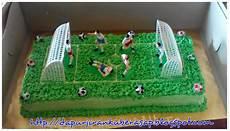 Sweet Cherry Kek Birthday Kek Padang Bola Saiz Besar