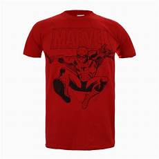 t shirt in marvel lines s t shirt merchandise zavvi