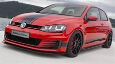 vw golf gti wolfsburg edition 380 hp