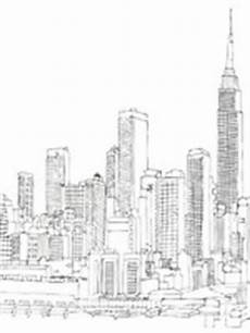 Malvorlagen New York Skyline Malvorlagen F 252 R Erwachsene New York