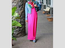 The New Hijab Fashion Girls are following today: Styles