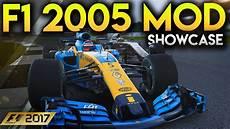 F1 2017 Mods - f1 2005 mod showcase alonso at silverstone f1 2017