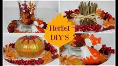 Diy Herbstdeko 3 Einfache Ideen