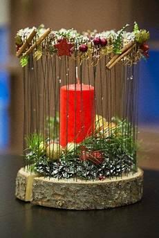 weihnachten deko kerze draht tisch lichter weihnachten