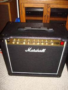 Marshall Dsl 15c Black 15w 1x12 Combo In Box Reverb