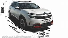 Citroen C5 Aircross 2019 Dimensions Boot Space And Interior