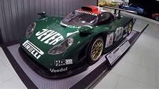 Porsche 911 Gt1 Racing Car Jever Green Colour Zakspeed