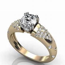 2019 latest engagement rings