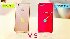 oppo a3s vivo y83 speed test camera comparison youtube