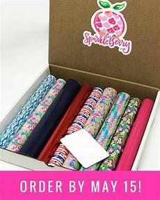 sparkleberry monthly box craft box cricut craft room