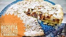 crostata ricotta e cioccolato fatto in casa da benedetta crostata ricotta gocce di cioccolato e mandorle fatto in casa da benedetta ricette ricette