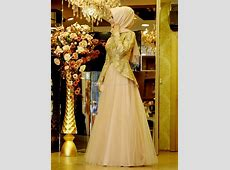 Peplum Evening Dresses 2017 Hijab Set Arabic Kaftans