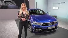 Der Neue Vw Passat 2019 Der Perfekte Firmenwagen