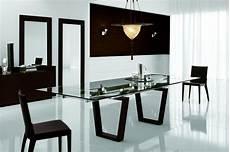 table verre design italien table salle 224 manger de design italien en 27 id 233 es exclusives