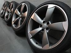 18 inch summer wheels original audi a1 s1 8x s line rotor