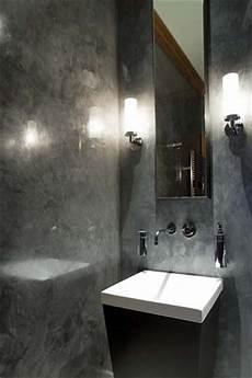 Polished Plaster Powder Room Faux Finish Ideas
