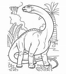 dinosaur colouring image