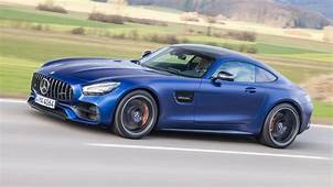 2020 Mercedes AMG GT First Drive Review A Refresh That