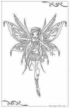 Malvorlagen Club Ausmalbilder Winx Club Coloring Pages For Adults