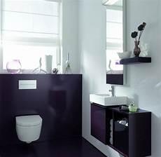 gäste wc farbig gestalten gestaltungstipps das g 228 ste wc hinterl 228 sst den meisten