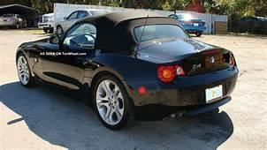 2004 Bmw Z4 3 0i Convertible 2  Door 0l 6 Speed