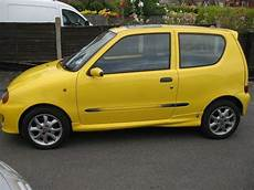 Fiat Seicento Sporting - used fiat seicento 2001 petrol sporting 3dr 1 1 hatchback