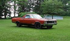 1972 chevy chevrolet 2 door el camino vintage classic muscle car pickup truck for sale photos