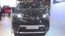Toyota Proace Verso Executive L2 Combi 2017 Exterior And