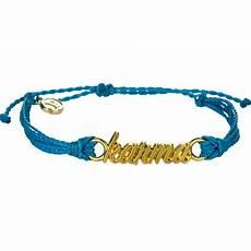 Pura Vida Bracelets Gold Word Collection Bracelet Ebay