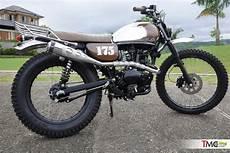 Modifikasi W175 by Modifikasi Kawasaki W175 Scrambler Bmspeed7 2 187 Bmspeed7