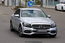 2017 Mercedes C Class Facelift Spied In Germany