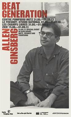 L Expo Beat Generation Allan Ginsberg A Rennes Lalydo S
