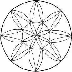 Mandala Malvorlagen Din A4 Mandalas Zum Ausdrucken Tolle Blumen Mandala Vorlage Zum