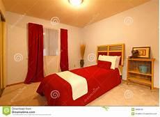 letto country piccola da letto calda stile country immagine