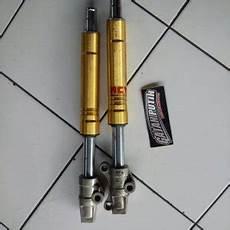 Harga Shock Depan Variasi Motor Bebek by Jual Shock Depan Gold Motor Bebek Matic Di