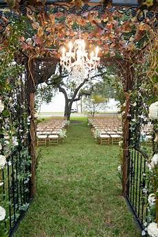 ta garden club secret garden inspired wedding