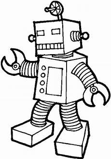 Ausmalbild Roboter Auto Roboter Ausmalbilderhq
