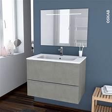ensemble salle de bains meuble fakto b 233 ton plan vasque