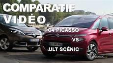 Comparatif Citro 235 N C4 Picasso Renault Sc 233 Nic