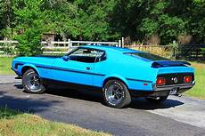 3 yes 3 powerful rare 1971 ford mustang boss 351s