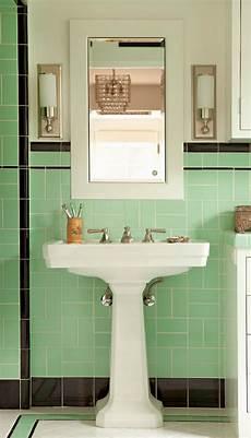 Bathroom Ideas Deco by Deco Style Subway Bathroom Deco 1930s Bathroom
