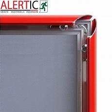 cadre format a3 cadre aluminium clic clac pour affiches format a3 alertic